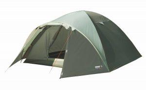 Kuppelzelt Test Camping